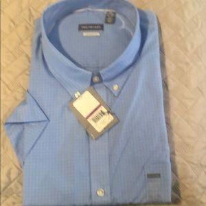 Van Heusen short sleeve shirt